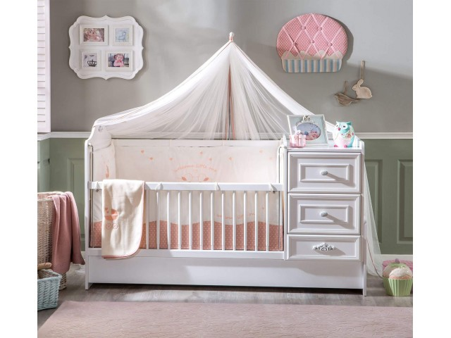 Romantic & Romantica New Born Bedroom Set