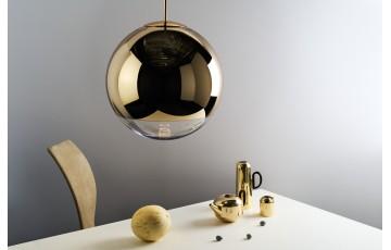 Mirror Ball 50 cm Gold