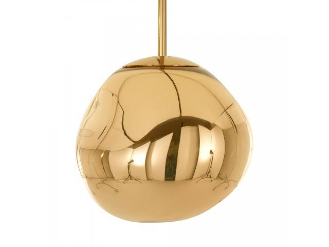 Melt Mini Pendant Gold